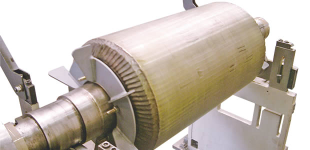 dynamic balancing industrial fan cooling impellers