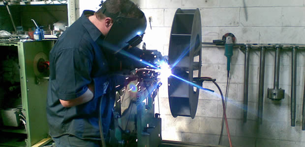 dynamic balancing replace existing welding