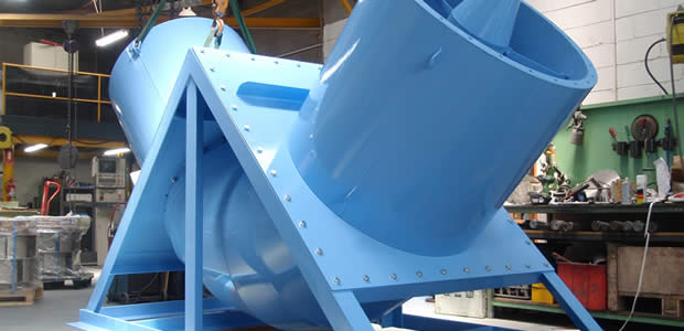 industrial fan manufacturing fabricate